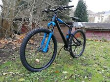 "Cube Stereo 120 Race 29"" MTB Mountainbike Fully DT Swiss Shimano"