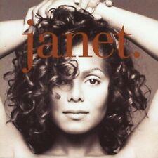 Janet Jackson-Janet. CD