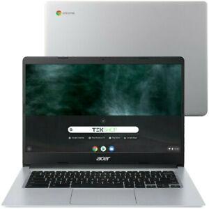 "Acer 314 Chromebook Laptop Intel Celeron 4GB RAM 64GB 14"" Full HD Touchscreen"