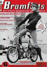 BROMFIETS Dutch Moped MAGAZINE- N/Dec 2018 -(NEW)*Post included to UK/EUROPE/USA