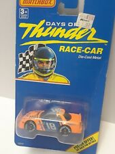 1:64 Matchbox Russ Wheeler #18 Days of Thunder Race Car 1990