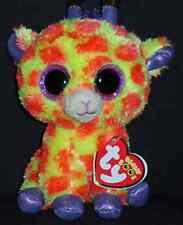 Ty Beanie Boo Boos Justice Excl Darci The Giraffe Pretty Mwmt Ih