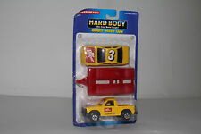 TOOTSIETOY DIECAST DR. PEPPER RACE TEAM W/ CHEVY PICKUP, TRAILER & RACECAR, LOTB