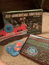 New listing Vintage 1969 All American Football Board Game. COMPLETE. Cadaco #228
