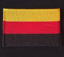 GERMAN FLAG OF GERMANY DEUTSCHLAND COUNTRY IRON ON MORALE BADGE PATCH