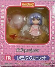 New Nendoroid 115 Touhou Project Remilia Scarlet Good Smile Company PAINTED