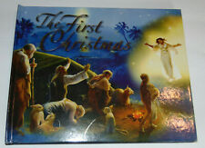 The First Christmas: Pop-Up, Children's Christian Bible Storybook of Nativity
