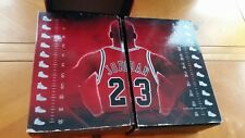 Nike AIR JORDAN Collezione 21/2 GS Youth size 6 box set with DVDs