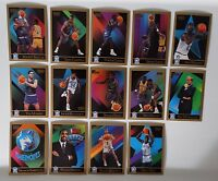 1990-91 Skybox Minnesota Timberwolves Team Set Of 14 Basketball Cards