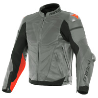BRAND NEW COW HIDE MOTORBIKE LEATHER RACING JACKET WITH CE ARMOUR REPLICA