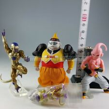 Dragon Ball Z Android Majin Bu Boo Freeza Gashapon Figure Set Anime Manga /9546