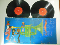1974 JAZZ FUSION-FUNK with MILES DAVIS: BIG FUN: Double LP 1st Ed EX+ & BONUS LP