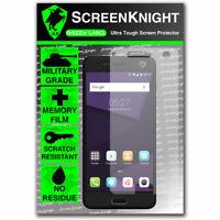 ScreenKnight ZTE Blade V8 SCREEN PROTECTOR - Military Shield