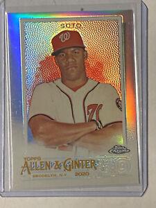 2016 Topps Allen Et Ginter Baseball Carte Choisissez 1-250