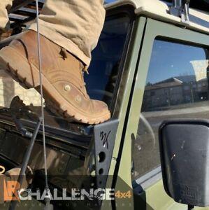 Ventanilla Delantera Paso Bisagra Para Land Rover Defender 300 TD5 TD4 Puma Roof