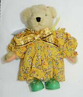 1993 NABCO Muffy VanderBear Teddy Bear The Sewing Lesson