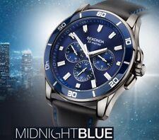 """Sekonda Midnight Blue 1634 TV Advertised """"We Are Most Amused"""" Prince Charles"""