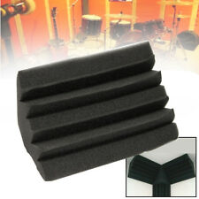 24x12x12cm Acoustic Foam Bass Trap Studio Corner Soundproof Insulation Treatment