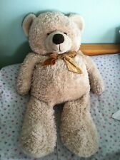 "37"" Huge Large Jumbo Plush Teddy Bear  Stuffed animal GC  Good shipping"
