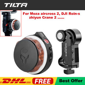 Tilta Nucleus-N Nano Follow Focus Motor Wireless Lens Control System For Gimbal