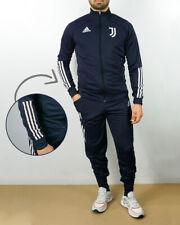 Juventus Fc Adidas Tuta Allenamento Training Tracksuit 2020 21 UOMO Blu