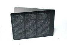 Polaroid 7007 ANTIFREDDO cartella per immediatamente immagine 600se-Cold-clip (molto bene)