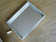 Tablett - Kerzentablett - Avantgarde - Partylite® - grau lasiert -
