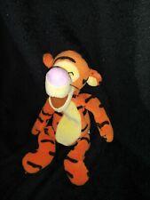 "The Walt Disney Company Tigger The Tiger Plush Beanbag Beanie 9"" Winnie The Pooh"