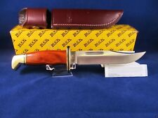 2012 Buck Special 0119-BRS-B  Knife Cocobolo Handles &  Leather Sheath Mint Box