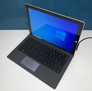 "Microsoft Surface Pro 3 1631 12"" i5-4300U 128GB SSD Office Antivirus"