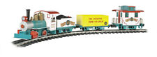 BACHMANN #90194 GF SCALE RINGLING BROTHERS CIRCUS TRAIN STARTER SET NEW IN BOX