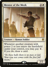 Mentor of the Meek Commander 2016 NM White Rare MAGIC GATHERING CARD ABUGames