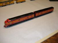 HO C-8 DCC w/sound Broadway Limited Imports SP Daylight E7AB powered diesels
