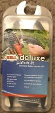 Deluxe Patch-It Bicycle Tube Repair Kit by Bell Sports Inc, Used