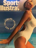 Sports Illustrated Magazine ~ February 11,1991 ~ Swimsuit Issue~Ashley Montana