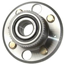 Wheel Bearing and Hub Assembly-Disc, 4-Wheel ABS Rear Moog 513105