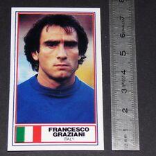 FOOTBALL 1983-1984 GRAZIANI ITALIA CALCIO TORINO AS ROMA FIORENTINA UDINE PANINI