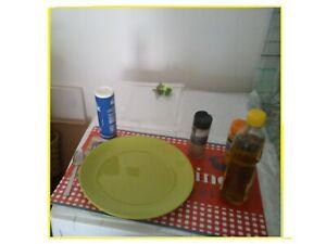 set de table cuisine gourmande 28,5 x44cm pour cuisine