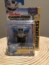 Transformers Cyberverse Scraplet with Bonus Wing Slice Starscream
