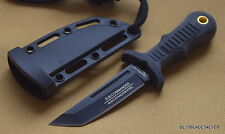 UNITED CUTLERY MINI TANTO BOOT KNIFE WITH KYDEX SHEATH & LANYARD PARACORD