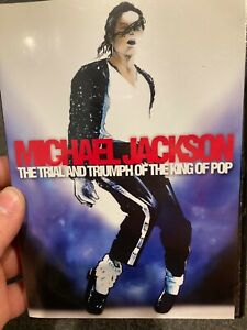 Michael Jackson - The Trial And Triumph Of The King Of Pop region 1 DVD (doco)