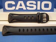 Casio watch band SPS-300 Casio Sea Pathfinder Black.Original Two-Piece  Strap Re