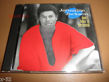 JERMAINE JACKSON cd Don't TAKE it PERSONAL two ships in the night GET TO KNOW U