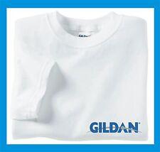 60 Blank White Gildan 2000 Ultra Cotton T-Shirt Size 2XL3XL4X5XL Lot Bulk 50 100