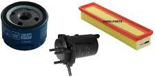 Para Renault Clio 1.5 Td ICD 01 02 03 04 Piezas De Repuesto Filtro Kit 65 80 100bhp K9k