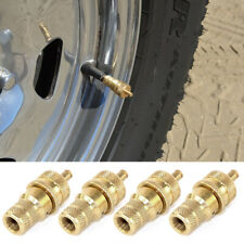 Universal Automatic 6-30psi Tyre Deflators Car Off-road Brass Tire Deflators Kit