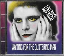 "LOU REED - RARO CD ITALY ONLY "" WAITING FOR THE GLITTERING MAN """