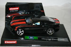 Carrera Evolution 27302 Chevrolet Camaro 2007