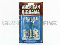 AMERICAN DIORAMA 38238 Car Girl in Tees KYLIE figurine 1:18th scale
