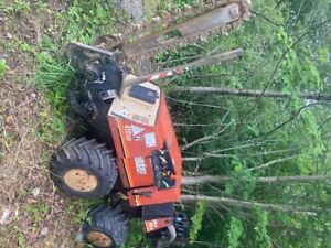 DITCH WITCH TRENCHER 410sx 2004